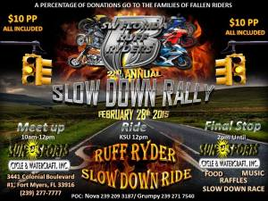 Slow Down Rally
